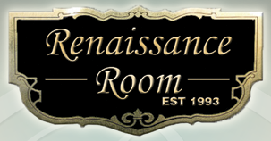 Bookcase | Renaissance Room